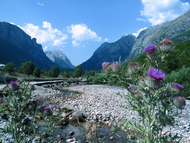 údolí Ropojana