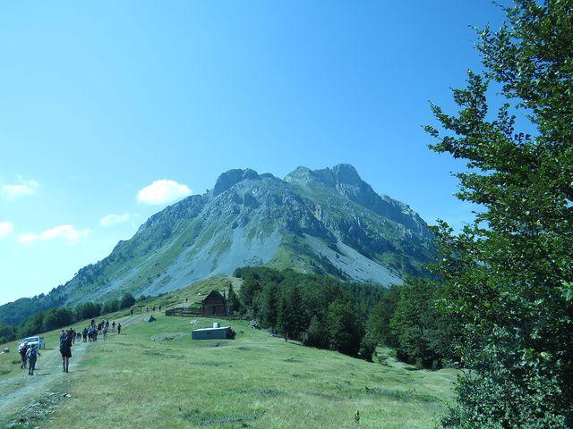 Kom Vasojevički, 2 461 m