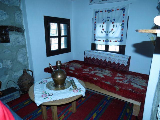 dům vystavěla v 17. století bohatá muslimská rodina