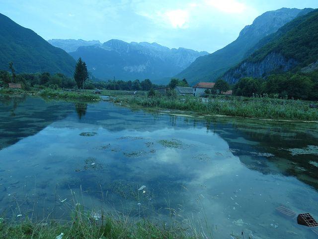 zázraku zrození vody si místní lidé příliš nepovažují