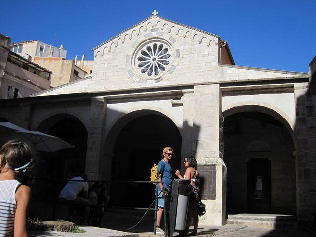 kostel Panny Marie Sněžné ze 14. století
