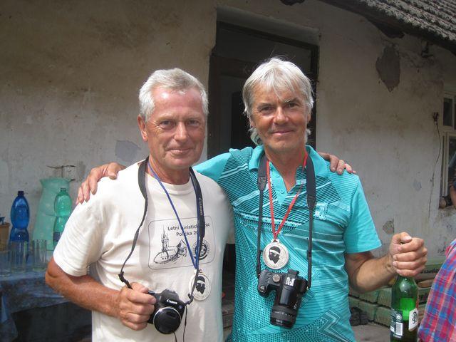 tito dva Mirkové měli z mého pohledu ty nejdůležitější role - patří jim můj dík!