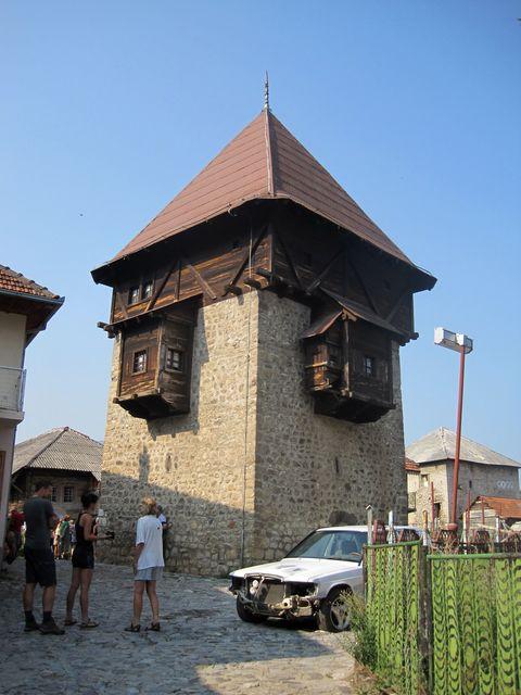 Kula Radžepagiča v Plavu