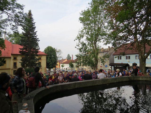 slavnostní zahájení akce tradičně provedla Libuška Kuchtová