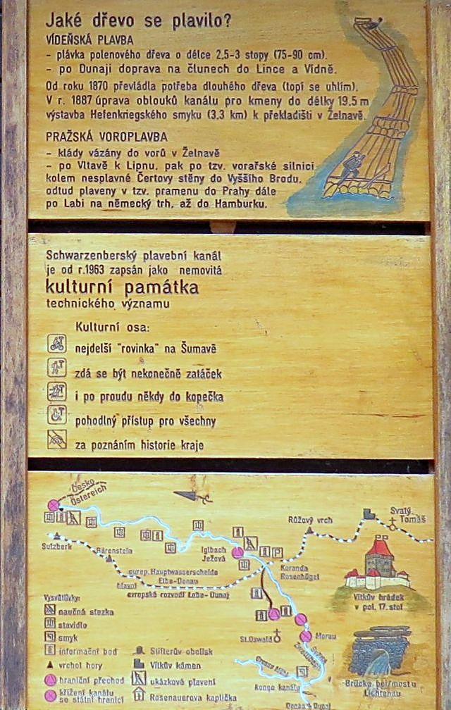 info o plavení dřeva