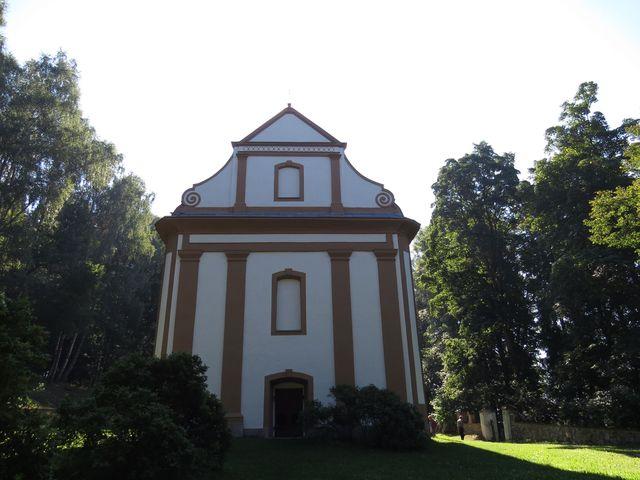 kaple prošla rekonstrukcí - finance věnovali bývalí němečtí obyvatelé