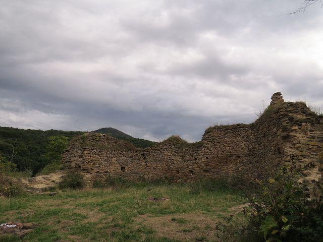 Opárno je jeden z mnoha hradů v této oblasti
