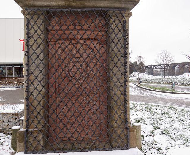 památník vznikl v roce 1565