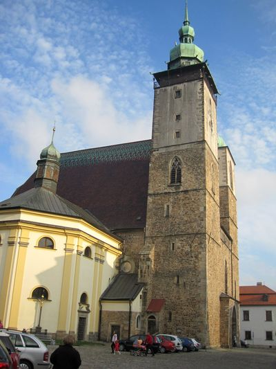 kostel sv. Jakuba Většího v Jihlavě; www.svatosi.cz