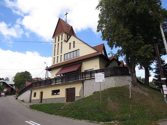 kostel v Jaworzynce
