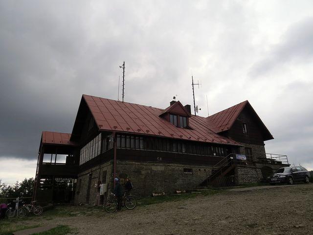 chata na Javorovém