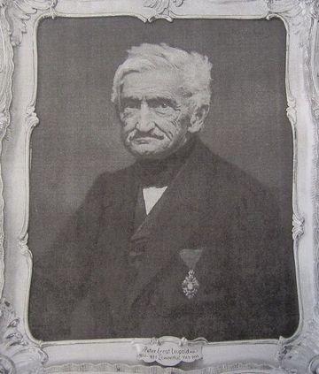 Peter Ernst Leupold z Löwenthalu, první jihlavský starosta