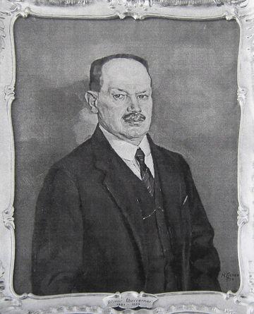 starosta Othmar Oberrenner