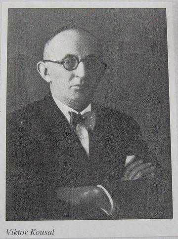 JUDr. Viktor Kousal byl starostou v době, kdy v soužití jihlavských Němců a Čechů nastávaly velké problémy