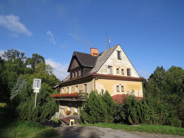chata Kozinec; www.svatosi.cz