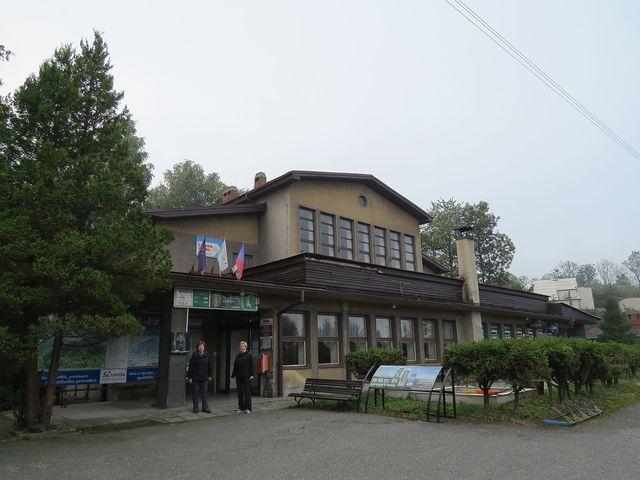 dolní stanice lanovky v Oldřichovicích; www.svatosi.cz