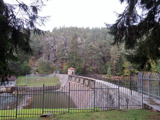 vodní nádrž Vřesník