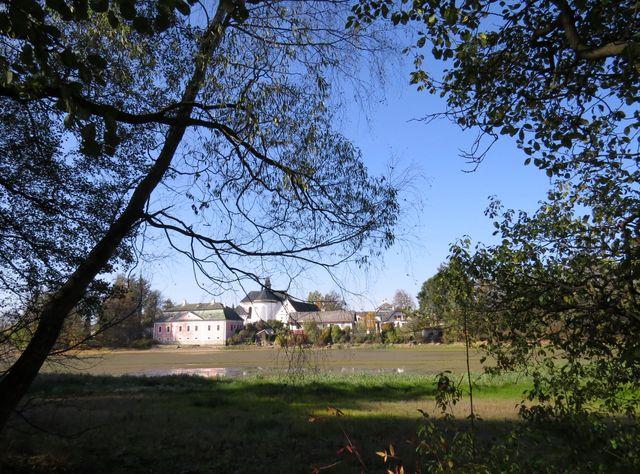 Konventský rybník je vypuštěný