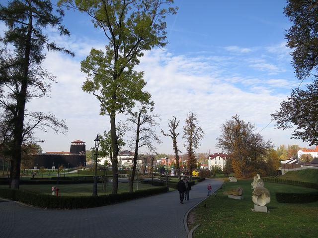 parky ve Věličce