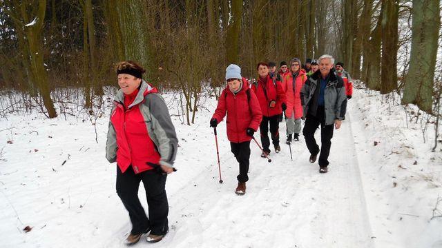 pěšky do Ždírce lesem, polem, horem, dolem; foto L. Tomáš