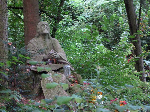Ježíš v zahradě Getsemanské