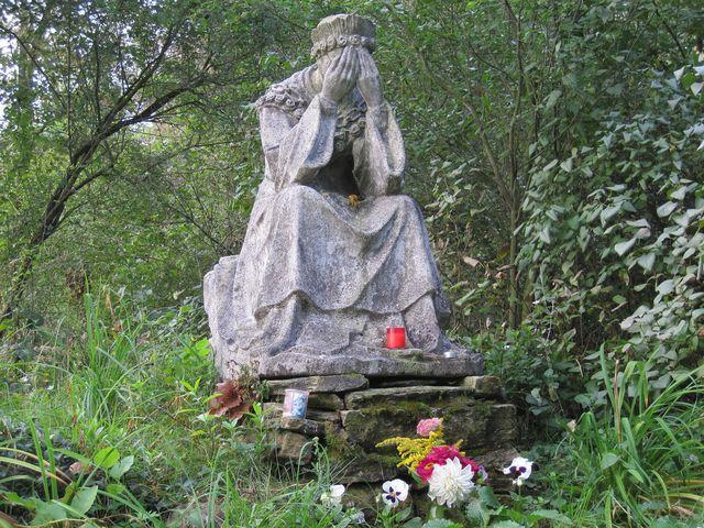 Panna Maria La Salettská - Bolestná