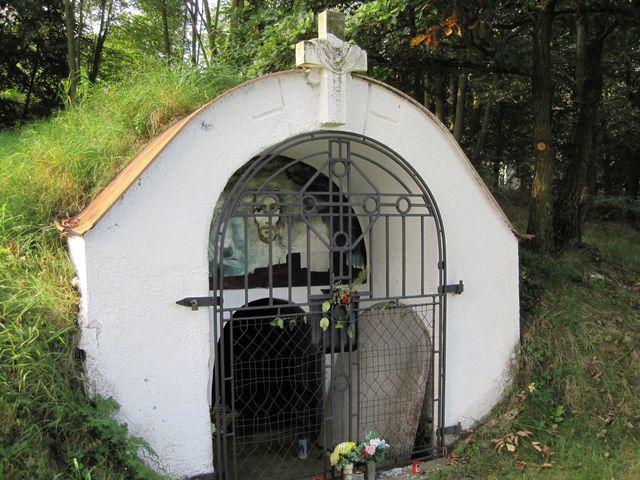 Boží hrob v roce 2010