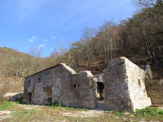 po mlýnech na řece, která tvořila hranici mezi Moravou a Rakouskem, zůstaly jen nepatrné zbytky