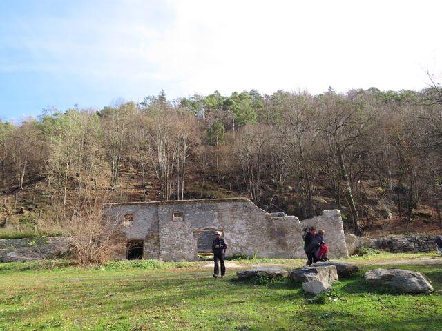 v lokalitě Devět mlýnů bylo mlýnů šest - tři byly zničeny už v dřívějších stoletích