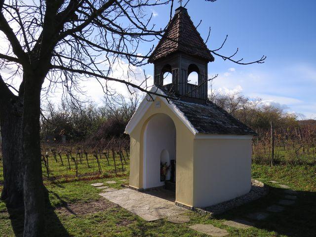 kaplička na Heiliger Stein