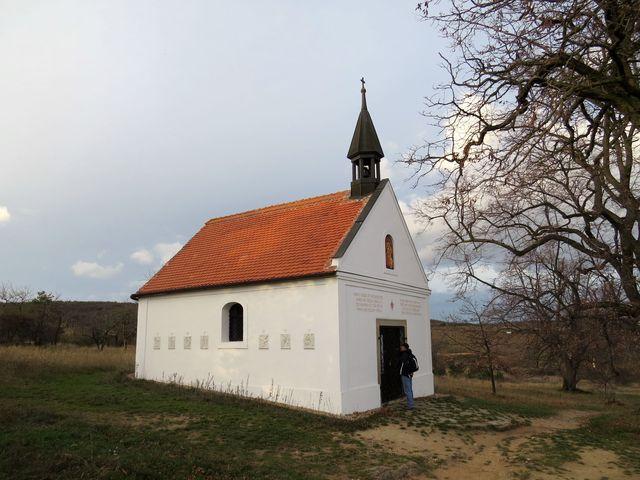 kaple Panny Marie Bolestné u Havranického vřesoviště