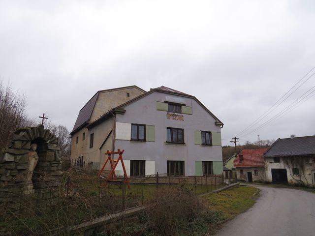 Ohnsorgův mlýn ; foto F. Janeček