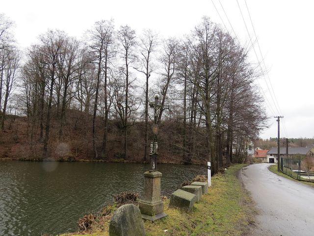 rybník Ohnsorg