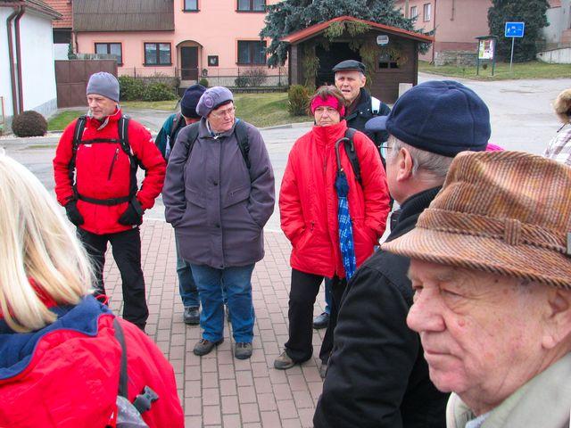 většina účastníků přijíždí pravidelně každý rok; foto F. Janeček