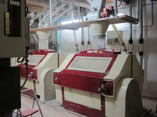 mlýn vyrobí asi 400 tun mouky měsíčně