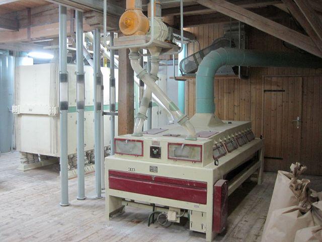v Pekárkově mlýně melou i celozrnnou mouku a další speciality