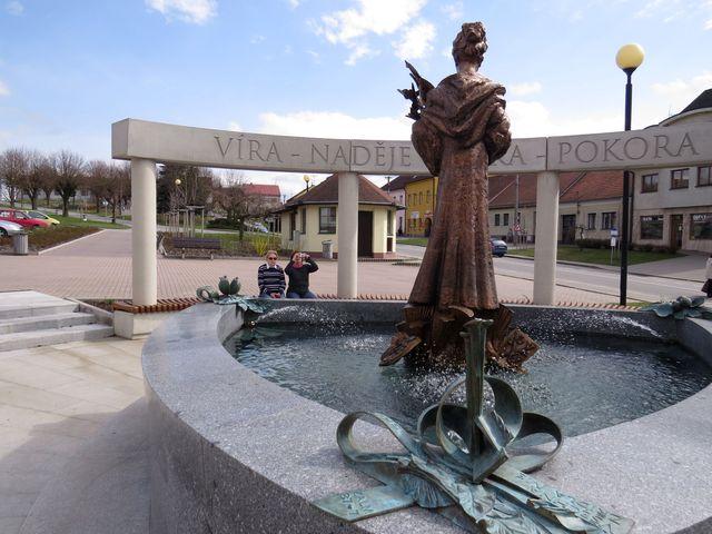 Zdislava z Křižanova byla v roce 1995 prohlášena za svatou