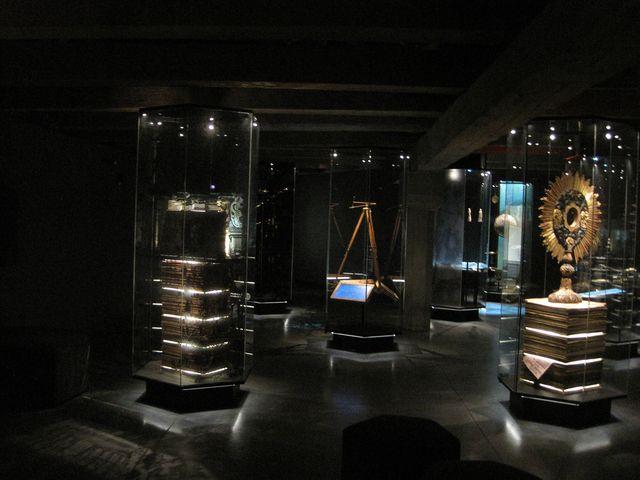 expozice Svět baroka v Muzeu nové generace ve Žďáru nad Sázavou