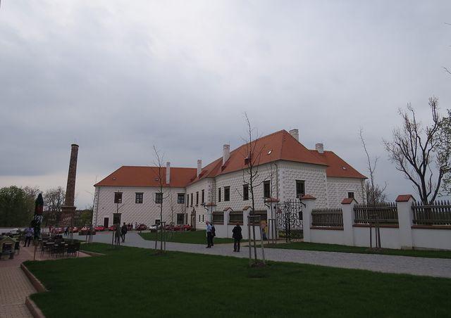 zámek Valeč