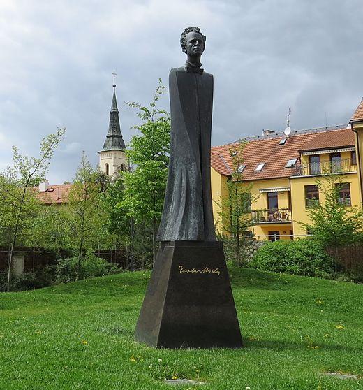 Gustav Mahler se vrátil na Vysočinu; www.svatosi.cz