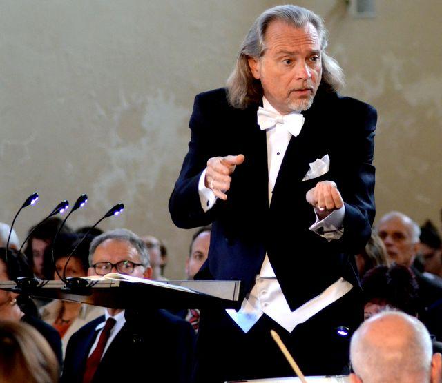 na programu slavnostního zahajovacího koncertu byla Symfonie č. 1 D dur Gustava Mahlera