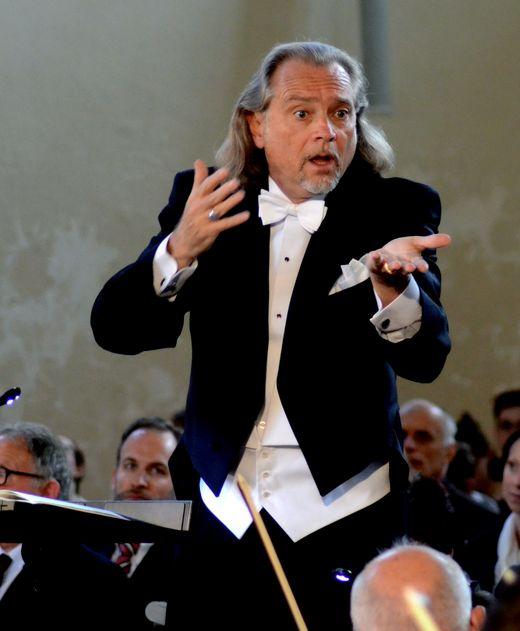 Moravskou filharmonii Olomouc řídil Patrick Gallois