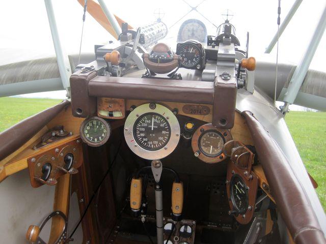 repliky historických letounů