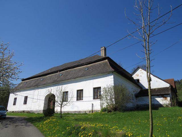 stará rychta v Javorku