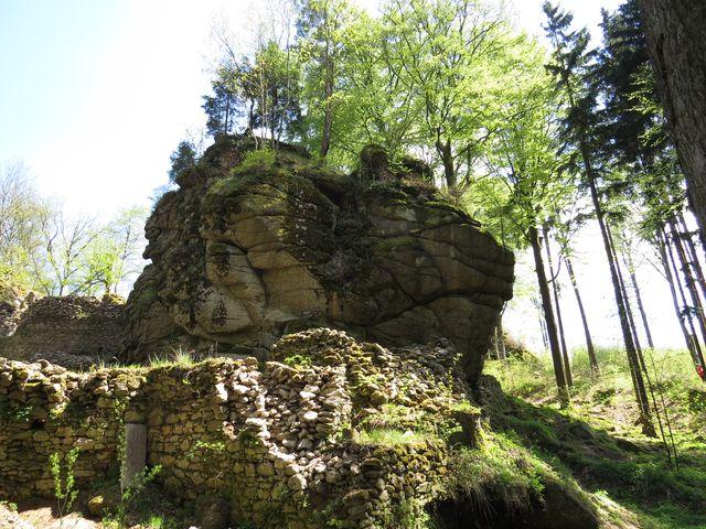 od konce 15. století je hrad pustý