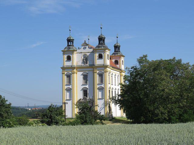 poutní kaple sv. Floriána nad Moravským Krumlovem; www.svatosi.cz