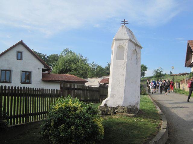 Boží muka v Řehořově; www.svatosi.cz
