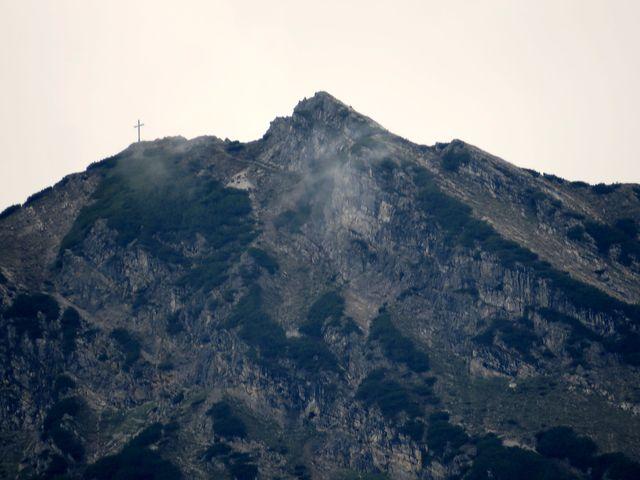 Pleisspitze - tam míříme