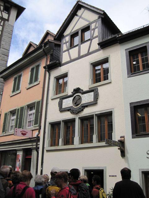 Husův dům s muzeem je spravován českou společností
