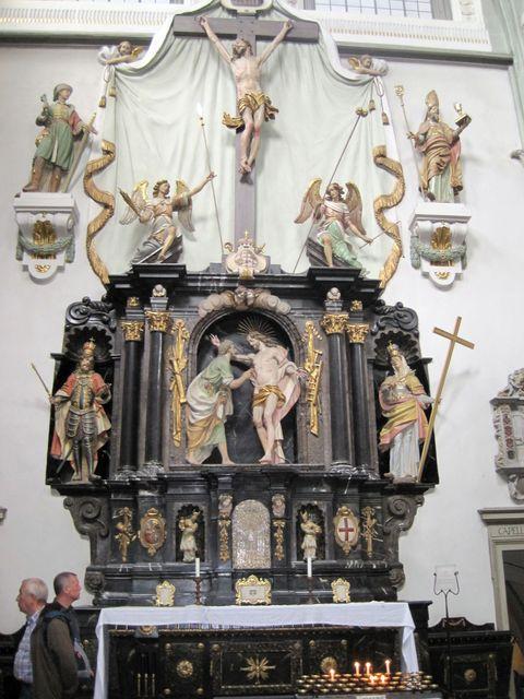 kaple sv. Tomáše